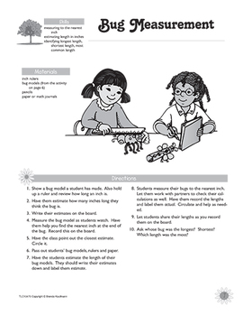 Seasonal Math Activities - Spring