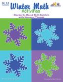 Seasonal Math Activities - Winter