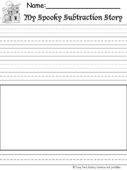 Seasonal Math Journals
