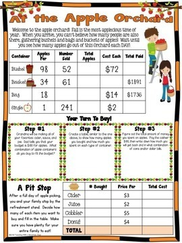 Seasonal Math Projects BUNDLE | Distance Learning | Google Classroom