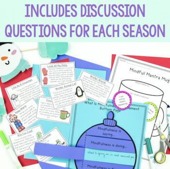 Mindfulness Activities Bundle - Seasonal