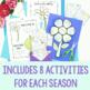 Mindfulness Activities Seasonal Bundle