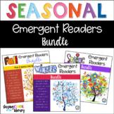 Seasonal Mini Books and Printables - Bundle