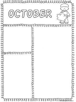 Seasonal Monthly Newsletters