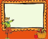 Seasonal Morning Message Templates for SMART Board