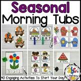 Seasonal Morning Tubs Bundle