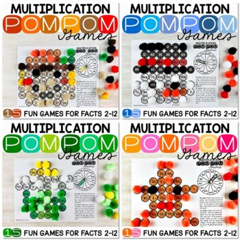 Seasonal Multiplication Games Bundle