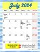 Seasonal National Holiday MEGA BUNDLE (May, June, & July Bundles)