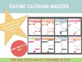 Seasonal Newsletters