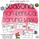 Seasonal Non-Identical Sorting Tasks