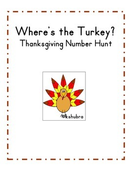 Seasonal Number Hunts
