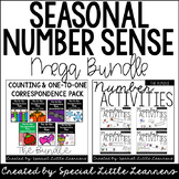 Seasonal Number Sense (Mega Bundle)