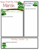 Editable Newsletter Templates (13 included): Seasonal Owl Theme