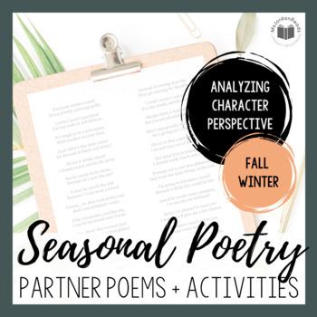 Seasonal Partner Poetry {FALL & WINTER BUNDLE}