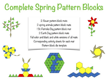 Seasonal Pattern Block Bundle