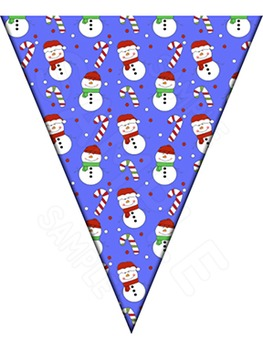 WINTER Bunting - Banners - Pennants