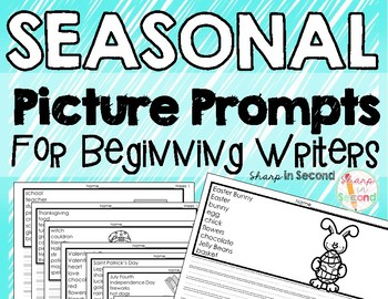 Seasonal Picture Prompts for Young Writers