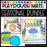 Seasonal Playdough Mats Bundle