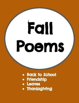 Seasonal Poems