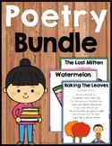 Seasonal Poetry Bundle