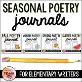 Seasonal Poetry Journals