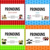Pronouns for Seasons and Holidays