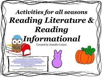 RI and RL Activities (Seasonal)