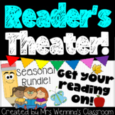Seasonal/Holiday Reader's Theater Book Bundle!