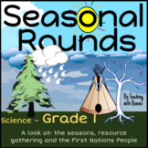 Seasonal Rounds Grade 1 Science New BC Curriculum