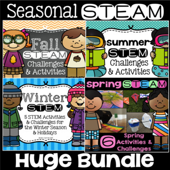 Seasonal STEAM Activities and Challenges