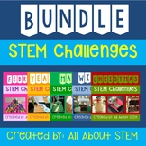 NGSS Aligned: Year Long STEM Challenges Bundle