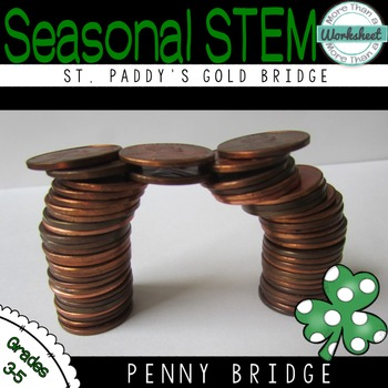 Stem Challenge St Patrick S Day Stem Coin Bridge By More