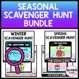 Seasonal Scavenger Hunt Bundle