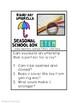 Seasonal School Box STEM Spring Pack