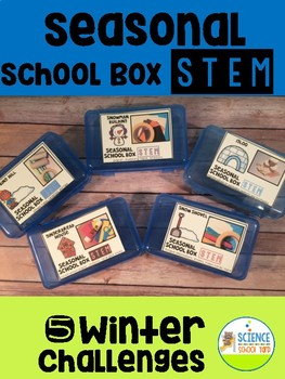 Seasonal School Box STEM Winter Pack