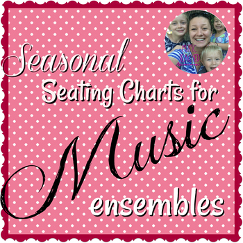 Seasonal Seating Charts for Music Ensembles