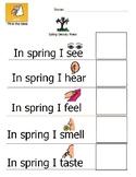 Seasonal Sensory Poems
