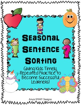 Seasonal Sentence Sorting