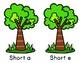 Seasonal Short Vowel Sorts