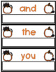 Seasonal Sight Word Bundle [Dolch Literacy Centers]