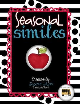 Seasonal Similes