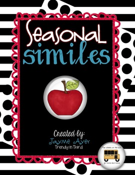 Seasonal Similes