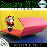 STEM for Christmas: Santa's Sled