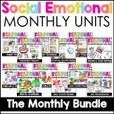 Seasonal Social Emotional Learning Bundle