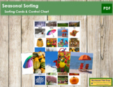 Seasonal Sorting Cards