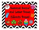 Seasonal Sound and Letter Boxes Bundle