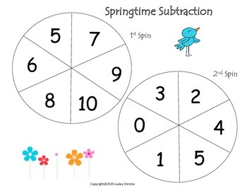 Seasonal Spin & Subtract