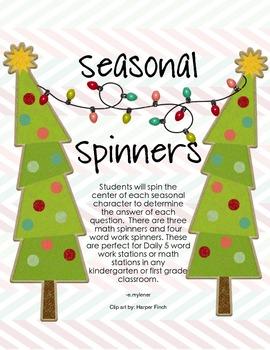 Seasonal Spinners