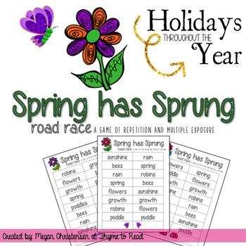 Seasonal Spring Game
