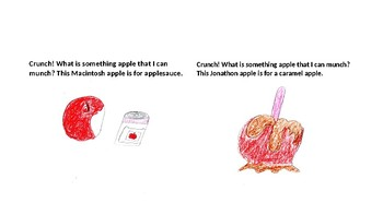 A Season of  Stories: Book One Apple Crunch